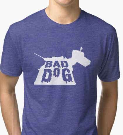 Bad Dog 3 Tri-blend T-Shirt