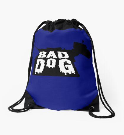 Bad Dog 2 Drawstring Bag