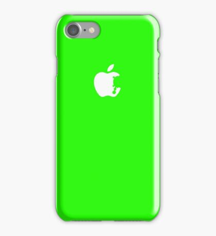 GREEN IDRONE CASE iPhone Case/Skin