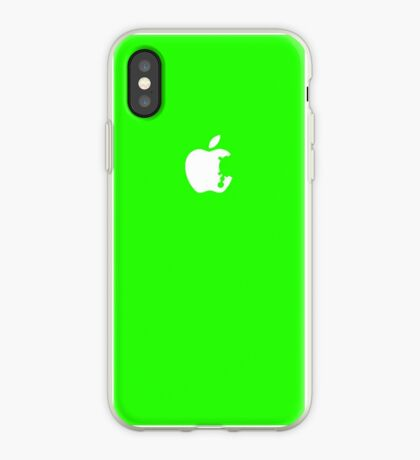 GREEN IDRONE CASE iPhone Case