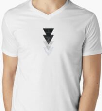 Marble Triangles T-Shirt