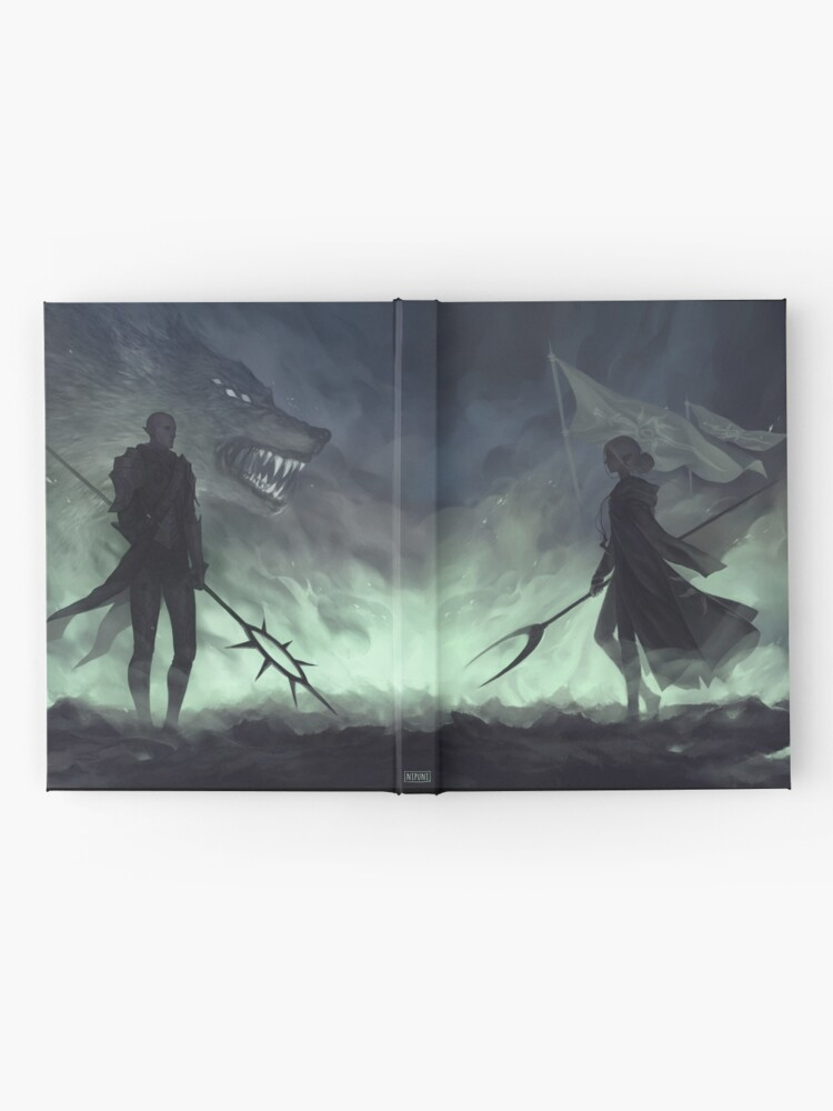 Alternate view of Last stand Hardcover Journal