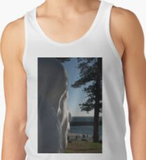 the face Tank Top