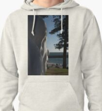 the face Pullover Hoodie