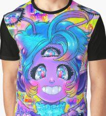 Glitch Girl Graphic T-Shirt