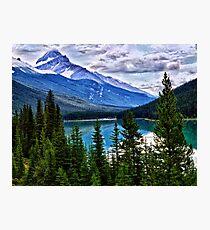 Jasper National Park Photographic Print