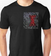 Black Widow Spice Latte Unisex T-Shirt