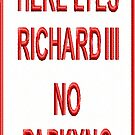 Here Lyes Richard III by storiedthreads