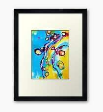 Parallel Reality Framed Print