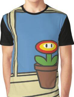Oh Peach, I Roam My Room Graphic T-Shirt
