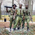 Three Soldiers by Clark Thompson