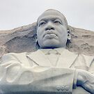 Martin Luther King Memorial by Clark Thompson