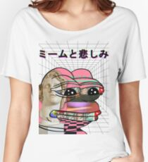 Memes and Sadness Relaxed Fit T-Shirt