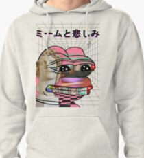 Memes and Sadness Pullover Hoodie