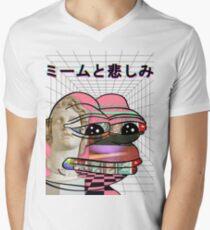 Memes and Sadness Men's V-Neck T-Shirt