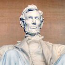 Lincoln Memorial by Clark Thompson