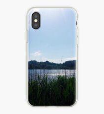 Welsh landscape iPhone Case