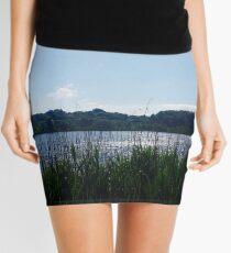 Welsh landscape Mini Skirt
