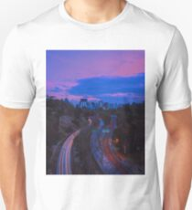 Sunset of San Diego Unisex T-Shirt
