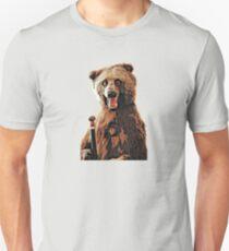 Bad Taxidermy - Bear Unisex T-Shirt