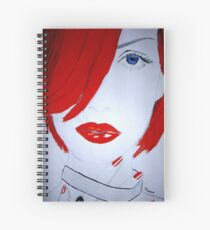 Passionate  Spiral Notebook
