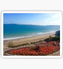 Welsh Landscape Photography Sticker