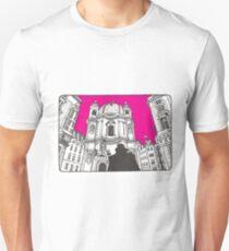 Vienna by horse Unisex T-Shirt