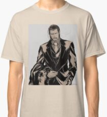 manga anime -one piece- Classic T-Shirt