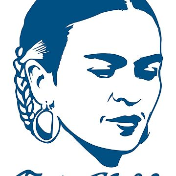 Frida Kahlo's Tshirt w/ Real Signature Digitized by LaJura