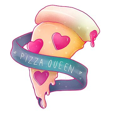 Pizza Queen by shargreaves