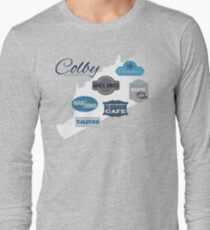 Visit Colby Long Sleeve T-Shirt