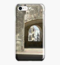 Old San Juan iPhone Case/Skin