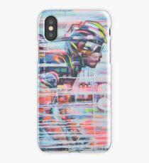 Slip-streaming iPhone Case/Skin