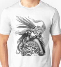 Warrior aztec Unisex T-Shirt