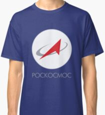 Roscosmos State Corporation Classic T-Shirt