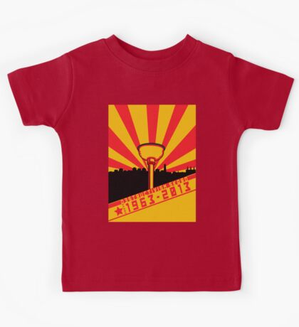 Dalek Destructivism Kids Clothes