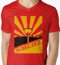 Dalek Destructivism Mens V-Neck T-Shirt