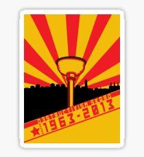 Dalek Destructivism Sticker