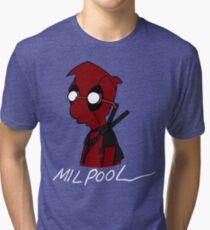 Milpool Tri-blend T-Shirt