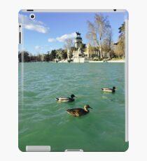Vinilo o funda para iPad Buen Retiro Park