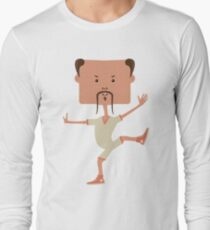 Funny karate man T-Shirt