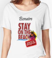 Bonaire, The Netherlands Antilles Women's Relaxed Fit T-Shirt