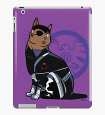 Nick Purry (Fury) iPad Case/Skin