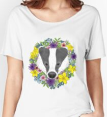 Spring Badger Women's Relaxed Fit T-Shirt