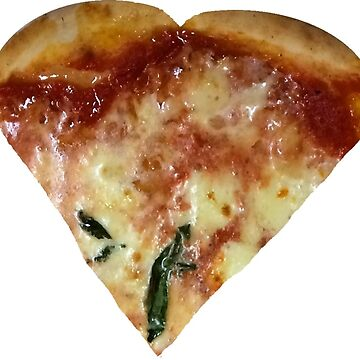 Pizza heart by Porcsy