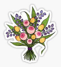 Boobquet Sticker