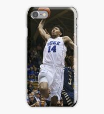 Brandon Ingram Duke Blue Devils iPhone Case/Skin