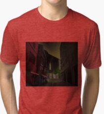 Tea House Tri-blend T-Shirt