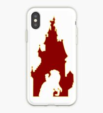 Beauty and the Beast Castle iPhone Case