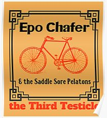 Epo Chafer The Third Testicle Poster